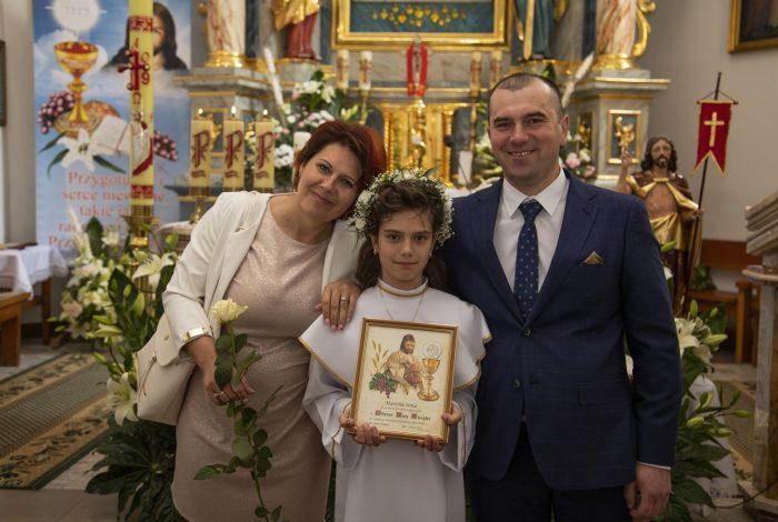 Komunia Święta Grupowa Lipnica Wielka 2019